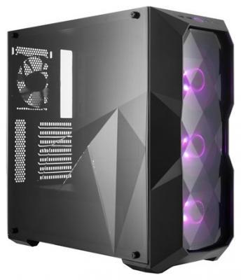 где купить Корпус ATX Cooler Master MasterBox TD500 Без БП чёрный MCB-D500D-KANN-S00 по лучшей цене