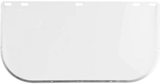 Стекло STAYER 11082-2 сменный визор для щитка лицевого master поликарбонатный 400х200мм