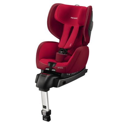 Автокресло Recaro OptiaFix (indy red) автокресло recaro monza nova is seatfix xenon blue 6148 21504 66
