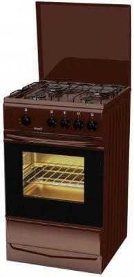Газовая плита TERRA GM 1413-004 Br коричневый газовая плита terra sh 14 120 04 br коричневый