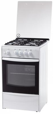 Газовая плита TERRA GM 1413-004 W белый цена