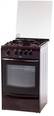 Газовая плита TERRA GM 1413-005 Br коричневый газовая плита terra sh 14 120 04 br коричневый