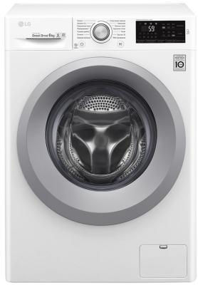 Стиральная машина LG F2J5NN4W белый стиральная машина bomann wa 5716