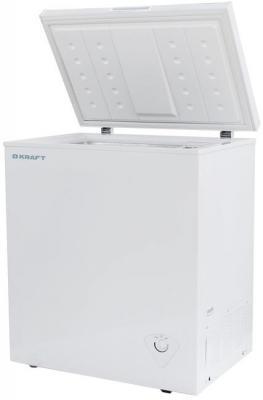 цена на Морозильный ларь Kraft BD(W)-150QX белый