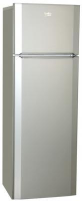 Холодильник Beko 528001S серебристый холодильник beko rcsk270m20s серебристый