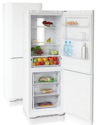 лучшая цена Холодильник Бирюса 320NF белый