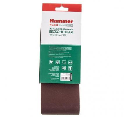 Лента шлиф. Hammer Flex 212-036 100 Х 610 Р 150 по 3 шт. original 3 in 1 washable rechargeable electric shaver triple blade