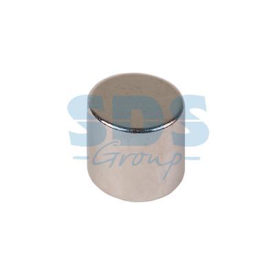 купить Неодимовый магнит диск 10х10мм сцепление 3,7 кг (упаковка 2 шт) Rexant по цене 199 рублей