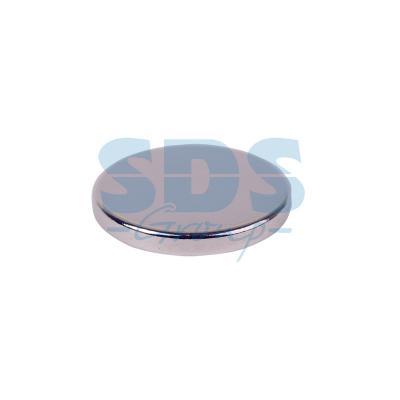 Неодимовый магнит диск 15х2мм сцепление 2,3 кг (упаковка 5 шт) Rexant