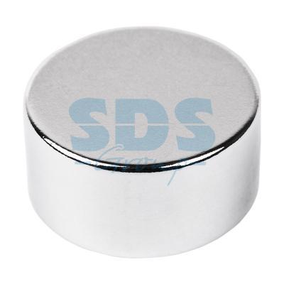 Неодимовый магнит диск 20х10мм сцепление 11,2 кг (Упаковка 1 шт) Rexant