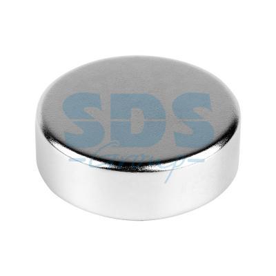 купить Неодимовый магнит диск 30х10мм сцепление 21 Кг Rexant по цене 370 рублей