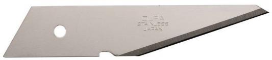 Лезвия для канцелярского ножа OLFA OL-CKB-2 20мм цена