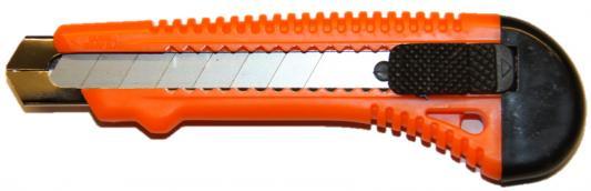 Нож STURM! 1076-09-02 18мм выдвижное лезвие механич. фиксатор металл. направляющая цена