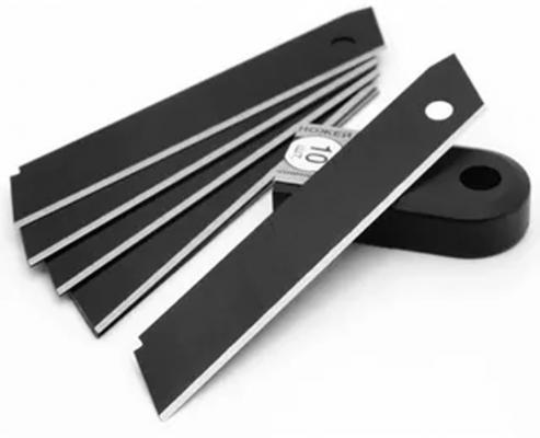 цены Лезвие для ножа VIRA 831500 сегментные с воронением 18мм 10шт