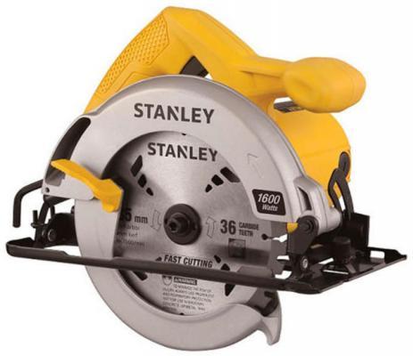 Циркулярная пила Stanley STSC1618-RU 1600 Вт 185мм