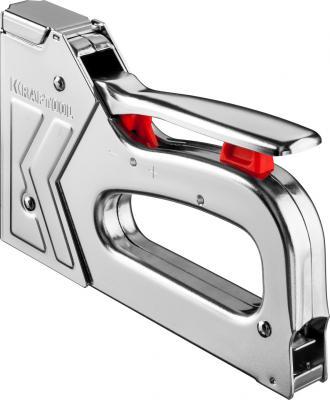 Степлер для скоб KRAFTOOL GRAND 53 3180  3-в-1: тип 53 (6-16 мм) / 300 (16 мм) / 500 (16 мм)