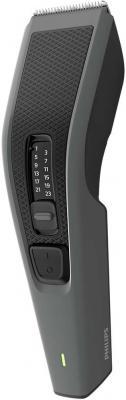 Машинка для стрижки волос Philips HC3520/15 серый чёрный машинка для стрижки волос philips hc5438 15 чёрный