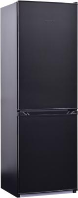 Холодильник Nord NRB 139 232 черный холодильник nord nrb 119 842 двухкамерный красное стекло [00000246087]