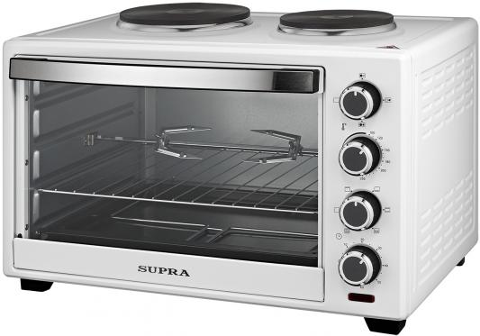 Мини-печь Supra MTS-422 42л. 2000Вт белый