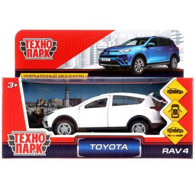 Инерционная машинка Технопарк TOYOTA RAV4 цвет в ассортименте RAV4-M цена