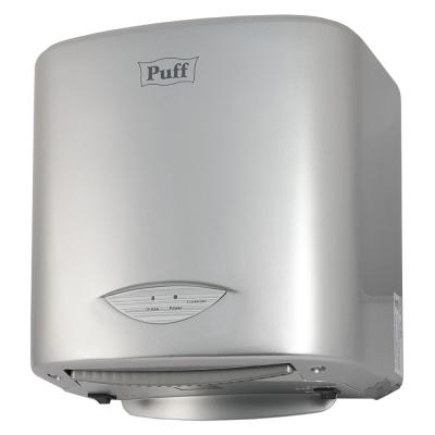 Электросушитель для рук PUFF 8805С темно серебристый 1кВт 248х175х250мм