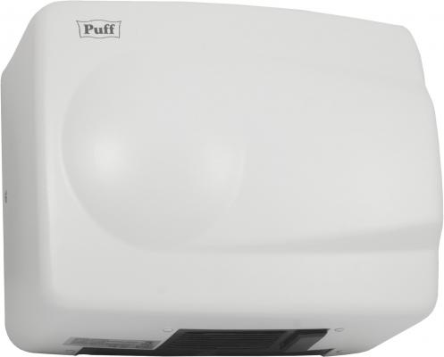 Электросушитель для рук PUFF 8828W 1.5кВт белый puff sleeve grid top