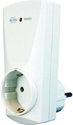Розетка ELRO AB600D с регулятором напряжения 400Вт 50м белый