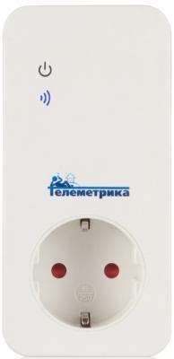 GSM-розетка ТЕЛЕМЕТРИКА Т20 до 3,5 кВт управление через приложение или СМС ведомая - для T40 аксессуар телеметрика опера gsm т2
