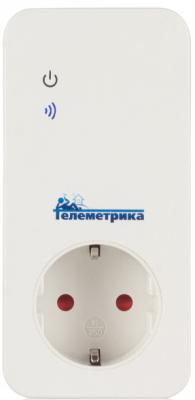 GSM-розетка ТЕЛЕМЕТРИКА Т40 до 3,5 кВт управление через приложение или СМС аксессуар телеметрика опера gsm т2