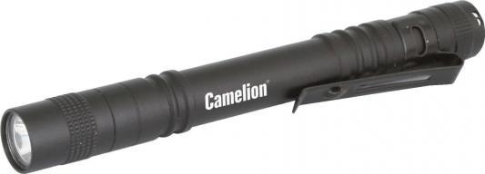 цена на Фонарь CAMELION LED51517 черн led xpe 3 реж 2xlr03 в компл. алюм. откр. блистер