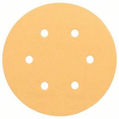 Лист шлифовальный BOSCH 2608607839 50шт. 150мм K240 B.f.Wood