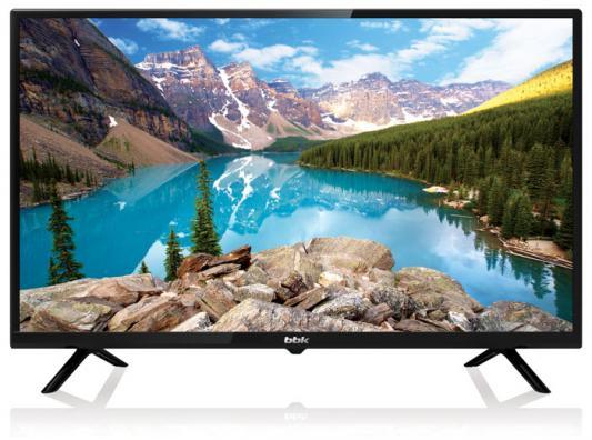 лучшая цена Телевизор BBK 28LEM-1050/T2C черный