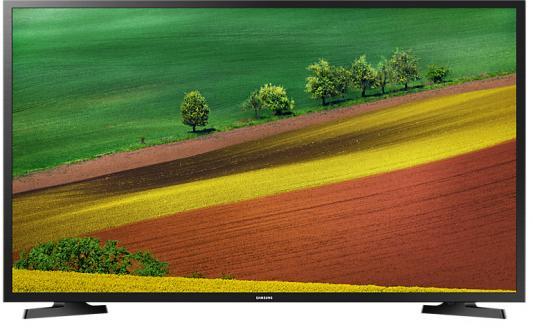 лучшая цена Телевизор Samsung UE32N4500AUXRU черный