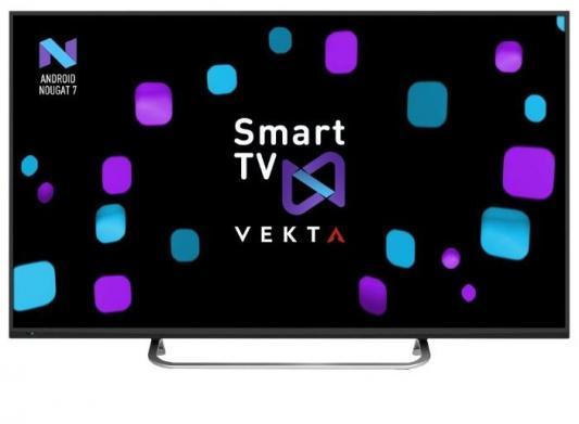 Телевизор Vekta LD-50SU8719BS черный все цены