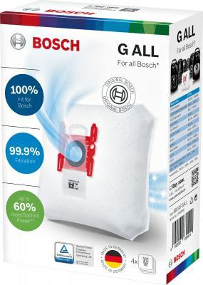 BOSCH BBZ41FGALL Фильтр для пылесоса фильтр bosch для пылесоса gas50 2шт полиэстер 2 607 432 017