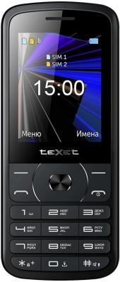 teXet TM-D229 черный Мобильный телефон
