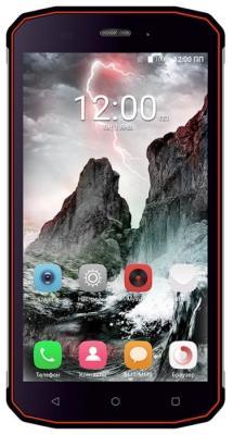 teXet TM-5201 черный (ROCK) Смартфон смартфон