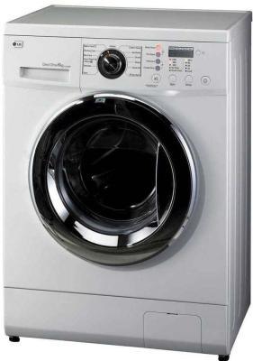 Стиральная машина LG FH2H3SD2 белый стиральная машина узкая lg f12u1hbs4