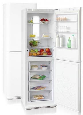 Холодильник Бирюса 340NF белый 17801 20040