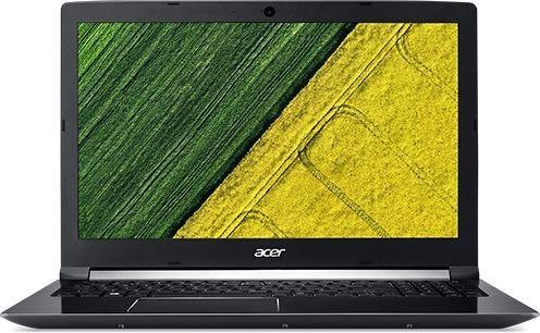 Ноутбук Acer Aspire A717-71G-56CA Core i5 7300HQ/8Gb/1Tb/SSD128Gb/nVidia GeForce GTX 1060 6Gb/17.3/FHD (1920x1080)/Windows 10/black/WiFi/BT/Cam mb rfl01 001 laptop motherboard for acer aspire 4743g mbrfl01001 je43 cp mb 48 4ni01 01m hm55 nvidia geforce ddr3 mainboard