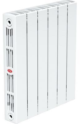 Радиатор RIFAR SUPReMO 500 х14 биметаллический радиатор rifar рифар b 500 нп 10 сек лев кол во секций 10 мощность вт 2040 подключение левое