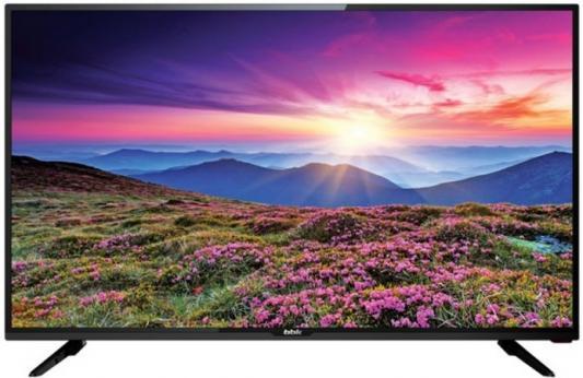"""Телевизор LED 49"""" BBK 49LEM-1051/FTS2C черный 1920x1080 60 Гц Wi-Fi USB VGA RJ-45 цена и фото"""