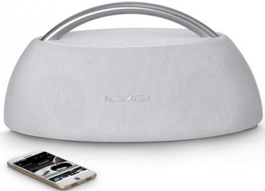 купить Harman Kardon Go play Wireless MINI Портативная акустика, белый