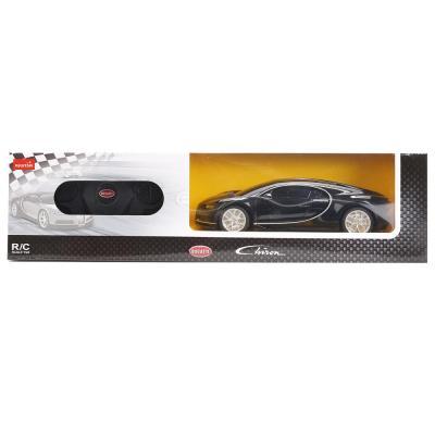 Купить Автомобиль RASTAR BUGATTI CHIRON 1:24 цвет в ассортименте от 3 лет пластик, металл 76100-RASTAR, Радиоуправляемые игрушки
