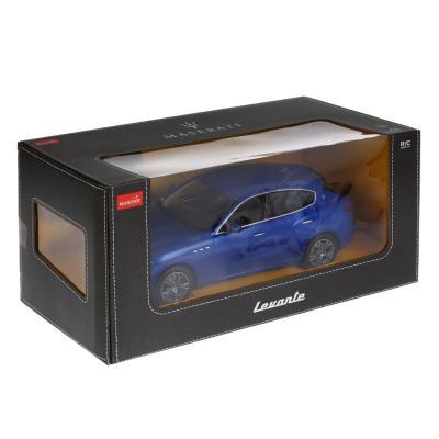 Автотрейлер на радиоуправлении RASTAR MASERATI LEVANTE пластик от 3 лет цвет в ассортименте 75500-RASTAR