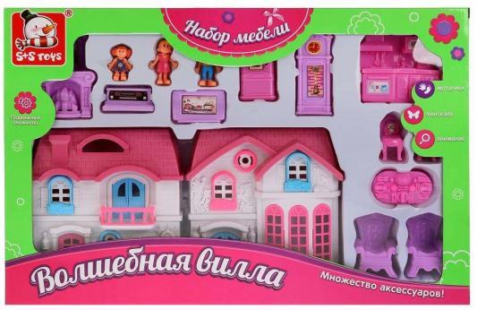 Домик для кукол S+S TOYS Дом для кукол все цены