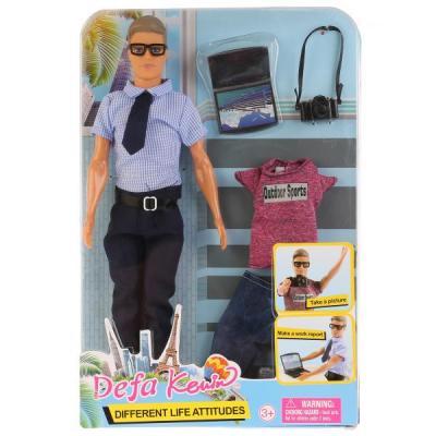 Кукла DEFA LUCY Кукла -мальчик 8385-DEFA