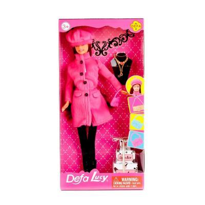 Кукла DEFA LUCY юси в модной одежде 8293 кукла defa lucy 8293