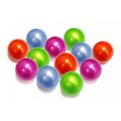 Каталка Нордпласт НАБОР ИЗ 50 ШАРИКОВ разноцветный от 6 месяцев пластик 411 набор нордпласт нордик разноцветный 220