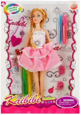 Купить КУКЛА В АССОРТ. BLD169-1 В КОР. 22, 5*32*5, 7СМ в кор.2*36шт, Shantou, Классические куклы и пупсы